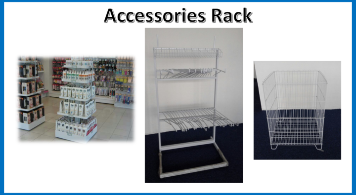 Accessories Rack Penang Kedah