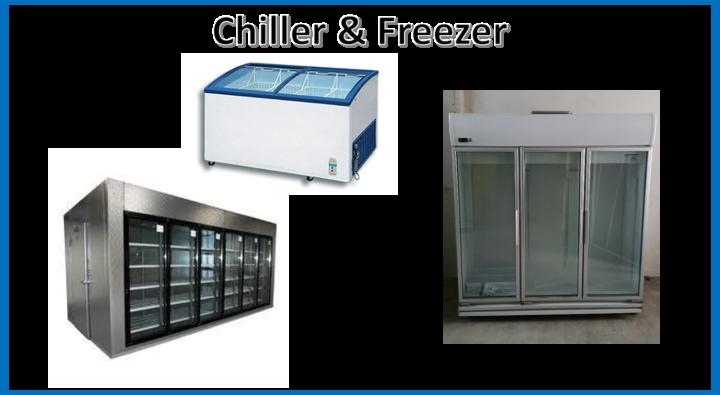 Chiller & Freezer Penang Kedah Perak