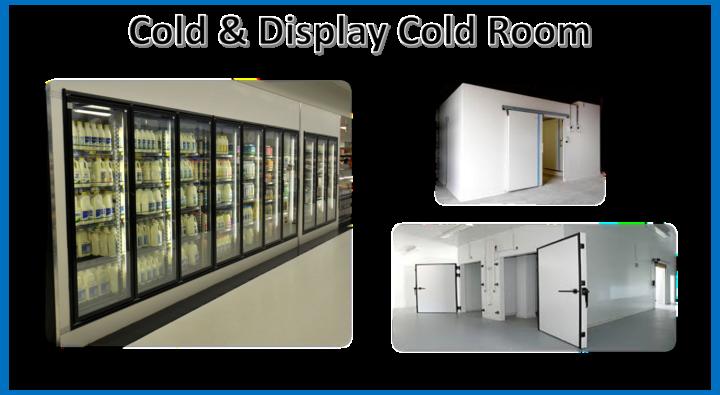 Cold & Display Cold Room Penang Kedah Perak