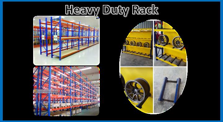 Heavy Duty Rack Penang Kedah Perak